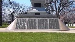 Camp Douglas & Mass Confederate Grave - Oak Woods Cemetery Chicago