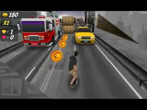 PEPI Skate 2   Free Android Game