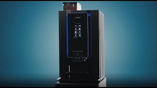 OptiBean Touch - the commercial coffee machine for every workplace