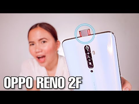 OPPO RENO 2F UNBOXING & REVIEW