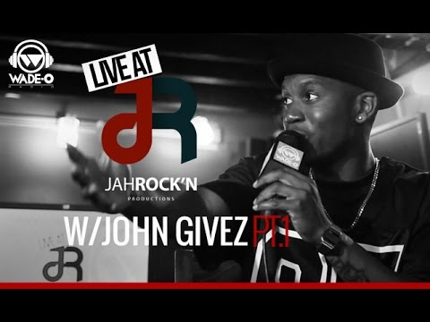John Givez: Jail, Drugs, Gangs, & Jesus | Live @ JahRock'n S3E17 Pt1