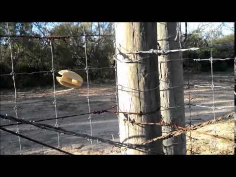 how to install an offset electric fence wire docu0027s ranchcolor