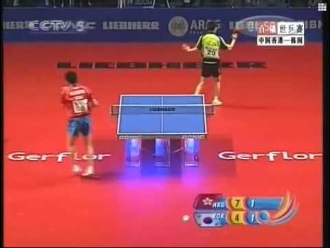 2006 WTTC : LI Ching vs RYU Seung Min