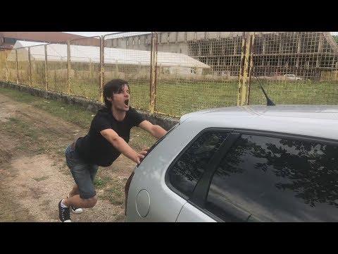 POKVARILO SE AUTO