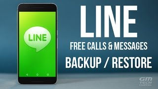 How to Backup and Restore LINE Chat History on Android