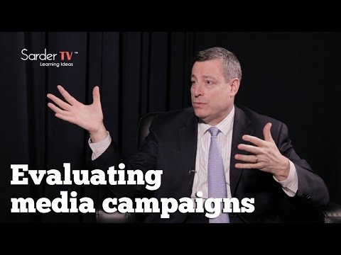 How do you evaluate media campaigns? by Rob Flaherty, CEO & President of Ketchum.