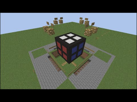Minecraft: 2x2 Rubik's Cube Released