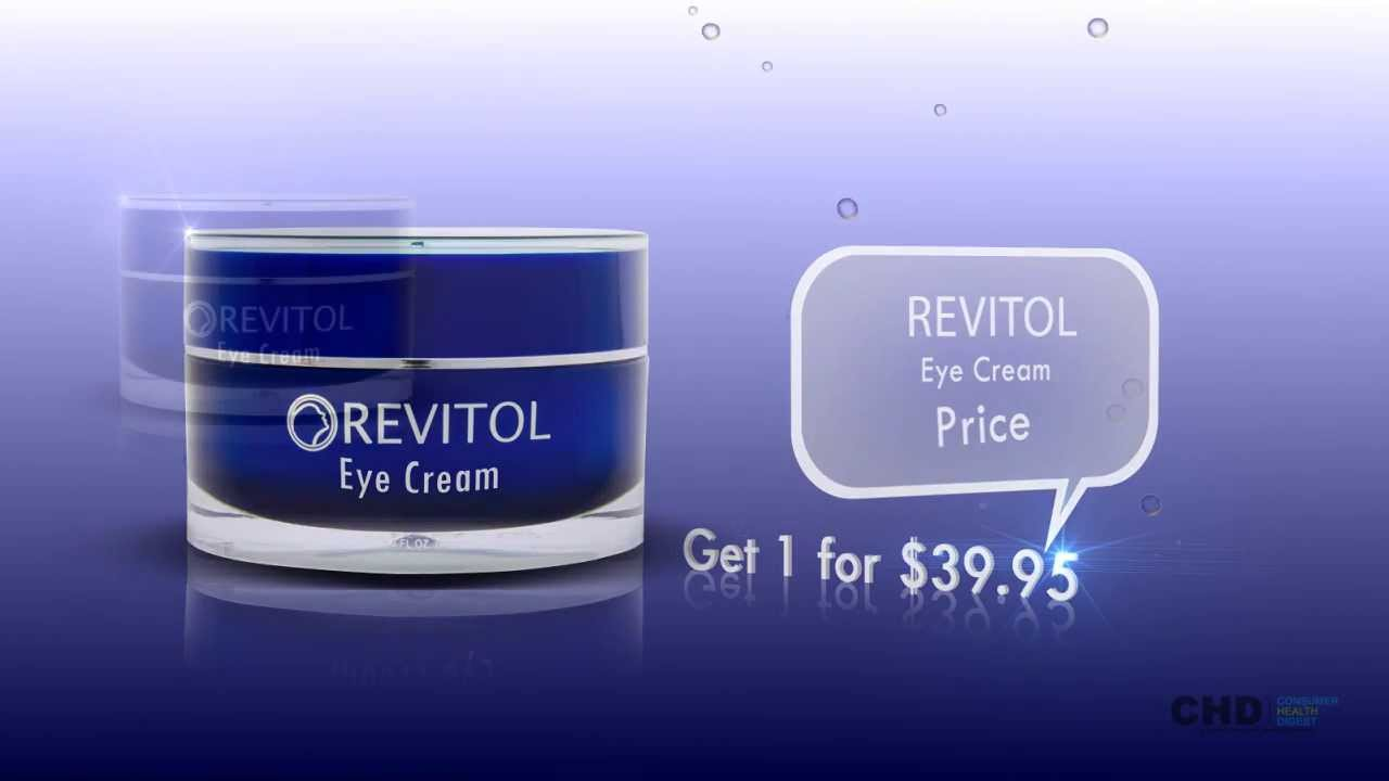 Revitol Eye Cream Review Does It Really Work Visual Ly