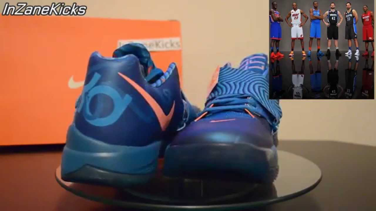 finest selection c1dec ca9e3 Nike Zoom KD IV (4) - Year of the Dragon
