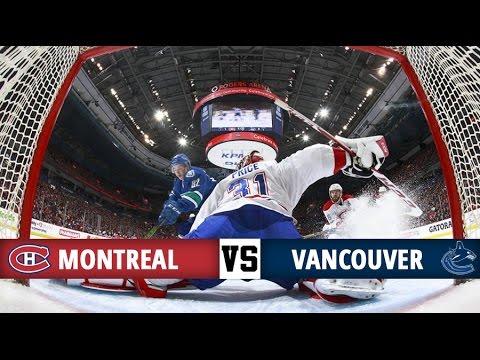 Montreal Canadiens vs Vancouver Canucks | Season Game 67 | Highlights (8/3/17)