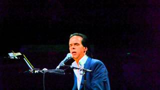 "Nick Cave ""The Ship Song"" Live in Concert Gold Coast"