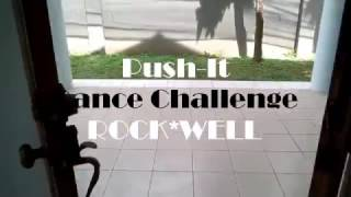 push it ot genesis rock well d vibes dance challenge