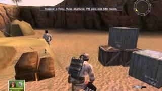Conflict : Desert Storm - Mision 1 : La Invasion de Kuwait