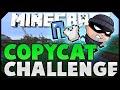 THE COPYCAT CHALLENGE! ( Hypixel Skywars )