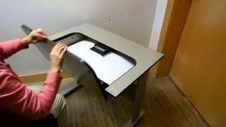 Fliptop Table