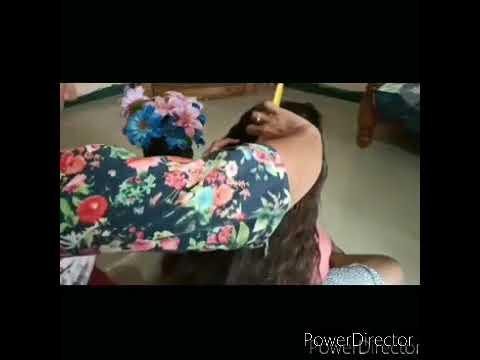 Chote bachho ki 2 choti wali easy hairstyle - YouTube