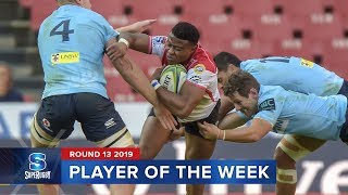 PLAYER OF THE WEEK | Super Rugby 2019 Rd 13