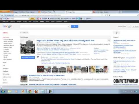 How Tocreate A News Aggregator Website With Blogger
