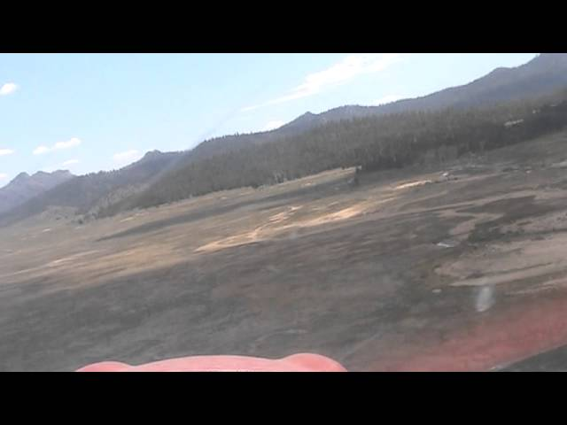Monache Meadows High Sierra's