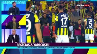 Orta Nokta (Beşiktaş-Yeni Malatya ) - 22 Nisan 2018