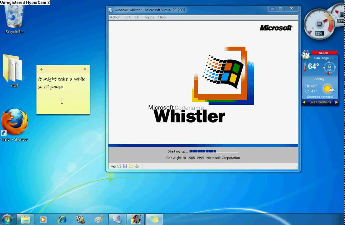how to make more space on windows vista