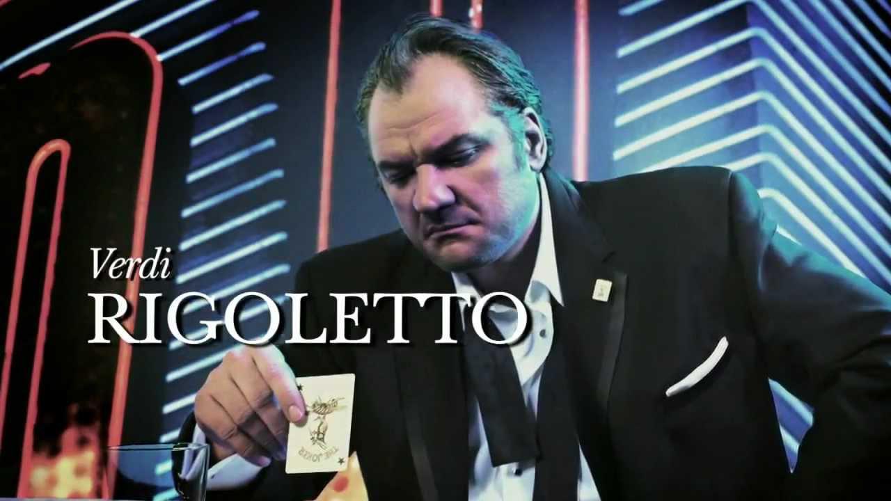 Rigoletto en direct du Metropolitan Opera de New-York