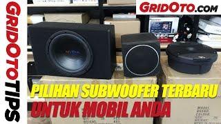Pilihan Subwoofer Terbaru Untuk Mobil Anda | GridOto Tips