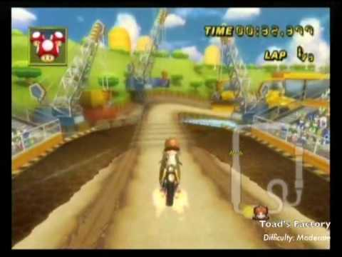 Mario Kart Wii - Shortcuts for Every Course