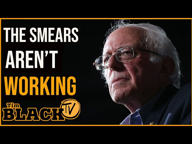 The Bernie Smears Aren't Working | Tim Black Mini