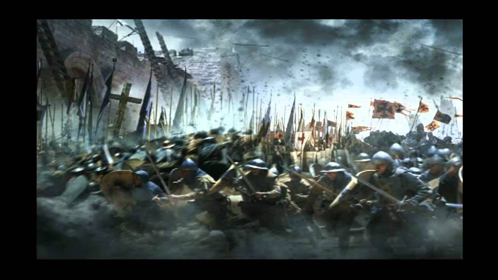 Kingdom of Heaven-The Battle of Kerak - YouTube
