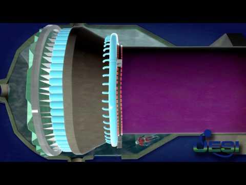 Steam Generator Animation