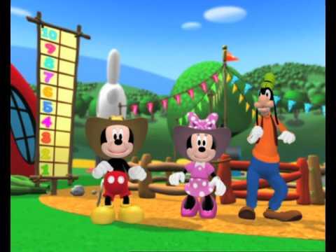 Mickey Fare Nin Kul 252 P Evinde Sayıları 214 ğreneceğiz Youtube