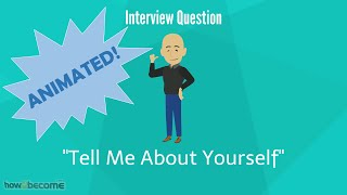 """Download lagu How to Answer """"Tell Me About Yourself"""" - Interview Question"""