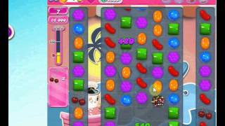 level1539 - candy crush walk thru level 1539 - no booster