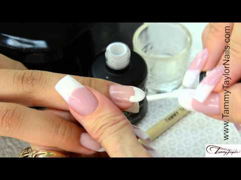 4 Popular French Manicures With Gelegance