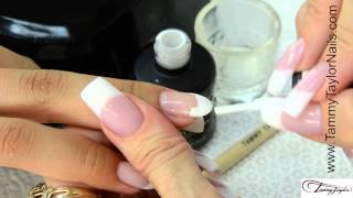♡ Tammy Taylor 4 Popular French Manicures with Gelegance French Collection