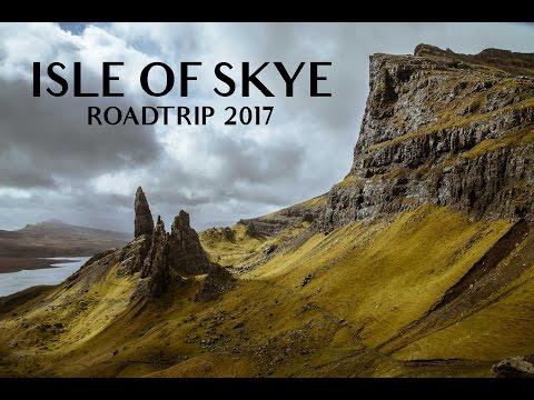 Isle of Skye  - Roadtrip Timelapse