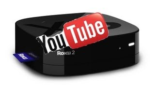 How to Get YouTube on Roku!