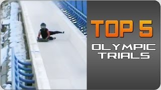 #Top5 Olympic Trials | JukinVideo Top Five