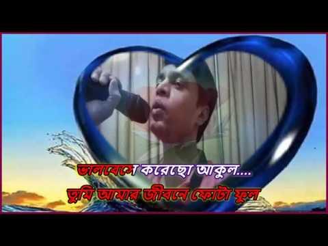 Koto Shopno Dekhechi Karaoke by ALI(Demo  full karaoke for sale)