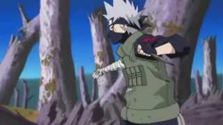 Hatake Kakashi- Not Strong Enough