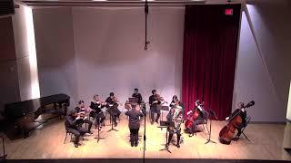 Vivaldi Violin Concerto in A Minor: Mvt. III - Ben Vasko, Tuba