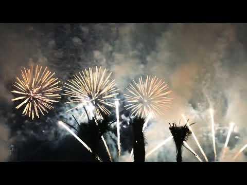 UAE 47th National Day Fireworks