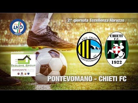 Eccellenza: Pontevomano - Chieti 0-1