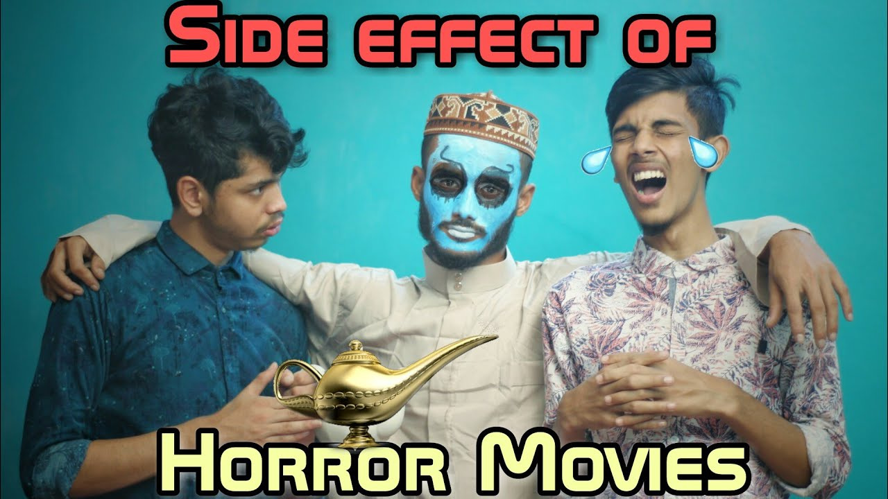 negative effects of horror movies