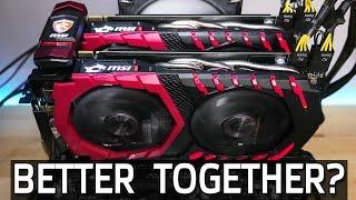 GTX 1070 SLI: Is It Worth It? - Ft. MSI 1070 Gaming X
