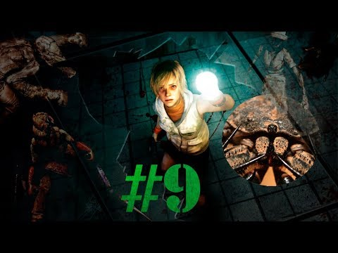 Silent Hill 3#9|Босс Леонард