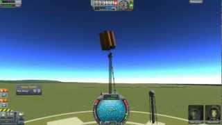 Kerbal Space Program - Trebuchet