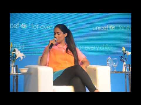 Lilly Singh appointed as UNICEF's Goodwill ambassador @foreverychild @UNICEFIndia