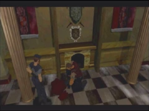how to make goldeneye n64 blood going down screen
